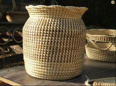 Sweetgrass Baskets - Charleston, SC tradition  Lily Hammond Sweetgrass Baskets