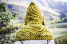 Milkwood by Kalurah, free pattern whilst being test knitted