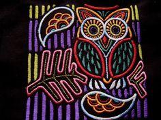 Mola Embroidery