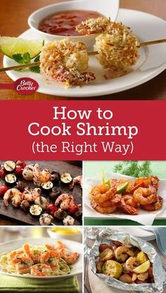 Don't be intimidated by cooking shrimp. This delicious protein is easy to prepare if you follow a few basic guidelines.
