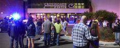 8 جرحى في هجوم بالسكين على مركز تسوق أمريكي (فيديو) شاهد