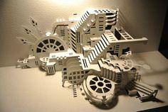 "designed by ""-KAMI KAZE-紙風"""