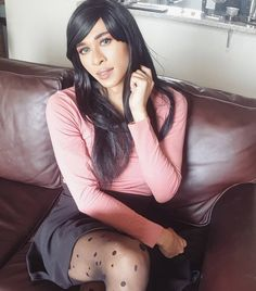 Fembois, Why Do People, Sexy Stockings, Tgirls, Me As A Girlfriend, Crossdressers, Fun Facts, Going Out, Girl Outfits