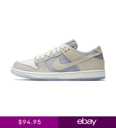 wholesale dealer a2e61 f57f4 Nike SB - Dunk Low  Mens Skate Shoes - 854866-011  Grey White