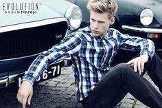 TIFFOSI - New Collection Autumn 2013 #tiffosi #tiffosidenim #newcollection #fashion #autumn #man