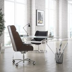 Kimball's Priority and Theo help bring the comfort and warmth of home to the workplace.