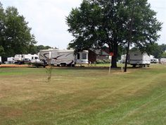 Ramblin Fever RV Park at Mount Pleasant, Texas