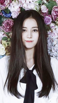 Dilraba Dilmurat deardlrb Prettry girl in 2019 Hair Asian Cute, China Girl, Chinese Actress, Kawaii Girl, Beautiful Asian Women, Poses, Girl Face, Ulzzang Girl, Asian Beauty