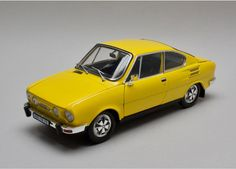 Skoda 110R 1980 Coupe - Die-cast | Hobbyland