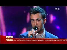 Eurovision 2013 Italy: Marco Mengoni - L'essenziale @mengonimarco #PRONTOACORRERE