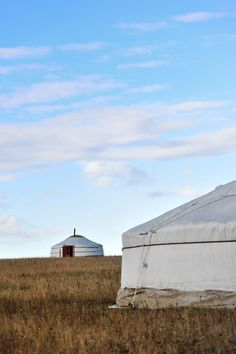 The Swedish-born, Ulaanbaatar-based Jan Wigsten opened Jalman Meadows in 1995 under his company Nomadic Journeys. It was the first low-impact ger (a Mongolian yurt) camp in Mongolia. - ELLE.com