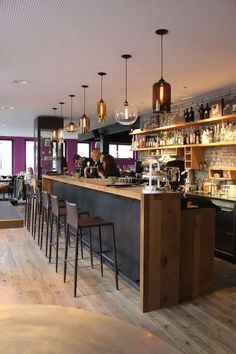 contemporary bar design - Google Search