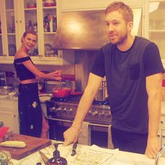 Taylor Swift's Birthday Message to Karlie Kloss Brings Back Memories and a Hot Calvin Harris?Take a Look!   E! Online Mobile