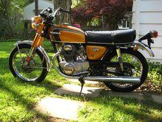 honda 350, vintage style | my style | pinterest | honda, honda