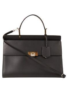 Le Dix leather bag | Balenciaga | MATCHESFASHION.COM