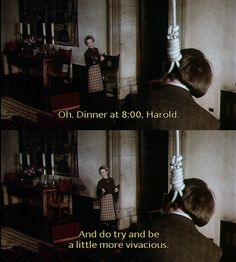 Harold and Maude. Words can not describe how much I love this movie.