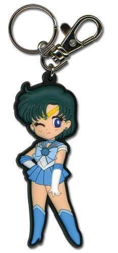Official Sailor Mercury Keyring http://www.moonkitty.net/reviews-buy-sailor-moon-accessories.php