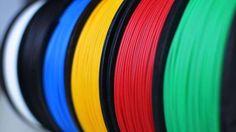 25 Best Types of 3D Printer Filament & Comparison Charts