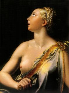 Parmigianino | Mannerist painter | Paintings