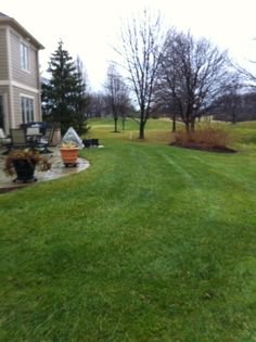 Golf Course Lawn Care .