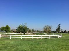 The flood basin at Mountain View Park in Eastvale, California. http://youreastvalerealtor.com/eastvale-parks/