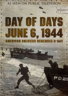 Four veterans of the Normandy Invasion recall their experiences during the amphibious assault and its aftermath.
