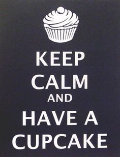#have a #cupcake