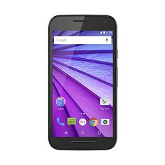 Motorola Moto G (3rd Generation) - Black - 8 GB - Global GSM Unlocked Phone -- Read more reviews of the product by visiting the link on the image.