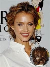 Love Jessica Alba Hairstyles....