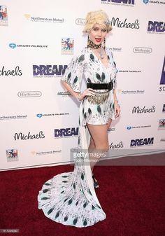 Recording artist, actress and model Serena Laurel attends Starlight's Dream Halloween 2016 on October 22, 2016 in Los Angeles, California.