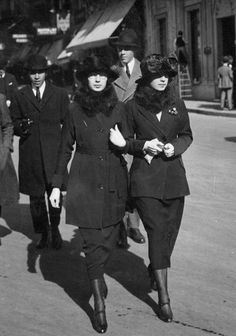 Fashion in Buenos Aires (1919) | CABA | Argentina