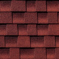 Patriot Red #gaf #timberline #roof #shingles #swatch
