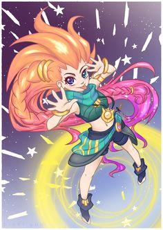 Zoe-by-Lya-Yuki-HD-Wallpaper-Background-Fan-Art-Artwork-League-of-Legends-lol.jpg (800×1128) league of legends champions
