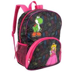 princess peach backpack - Google Search