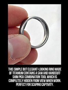 I've found my wedding ring!