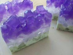 Gemstone Soap Amber scent