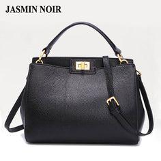 520c4109b Fashion New Women PU Leather Handbags Litchi ladies Messenger Bag Large  Crossbody Bag Brand Designer Tote Bag bolsos mujer de-in Top-Handle Bags  from ...