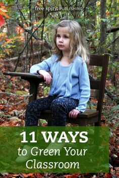 11 Ways to Green Your Classroom