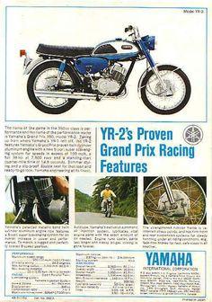 Yamaha Yg Ad
