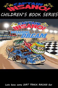 Kids Book Series, Dirt Track Racing, Children's Picture Books, Race Cars, Childrens Books, Friendship, Vroom Vroom, Invite, Fun