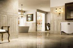 Piemme Valentino Crystal Marble - Crema Marfil Boiserie