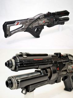 Mass Effect N7 Valkyrie rifle