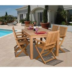 Hampton Bay Fall River 7 Piece Patio Dining Set With Chili Cushion | Hampton,  Chili. And The Ou0027jays