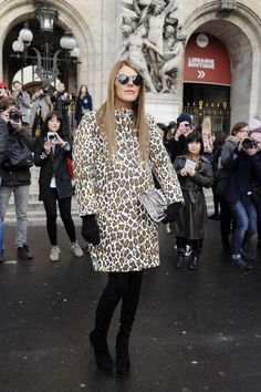 Be wild with this look soon on www.musestyle.com #AnnaDelloRusso