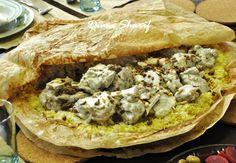 DIMA SHARIF: Jordanian Mansaf - More than just Food, It Is a Social Tradition!