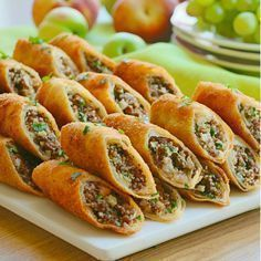 Food and drink pies Baby Food Recipes, Snack Recipes, Cooking Recipes, Snacks, Turkish Recipes, Ethnic Recipes, Iftar, Tapas, Good Food