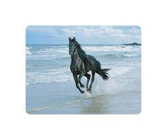 Beautiful Animal Mouse Pad Horse #4