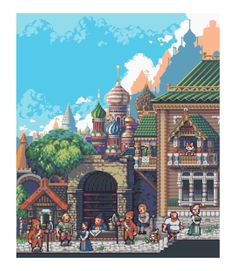 PixelJointTop Pixel Art — April 2015(Top 10 ranks, titles and...