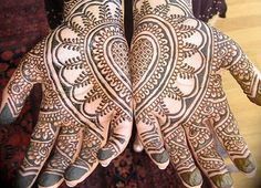 Henna is being used from ages to dye hands, skin, hairs and leather etc. It is used to bring color and to design beautiful art. On special occasions like E
