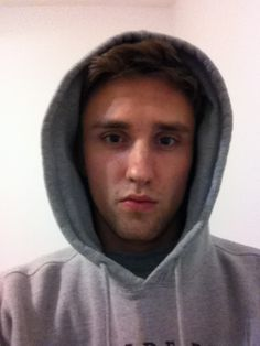 Ryan Lownes posted this on his @RyanLownes Twitter feed, where he said he is a football writer and a college student. Ryan wrote that he is showing respect for Trayvon Martin by posting this photo of him wearing a hoodie.